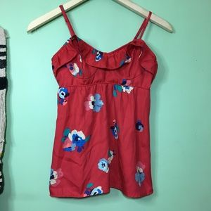 {3/$25} american eagle • floral tank top